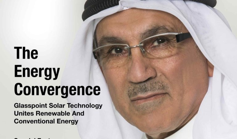 Glasspoint Solar Technology Unites Renewable and Conventional Energy