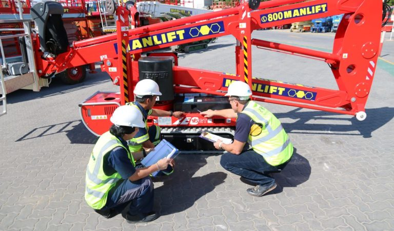 Manlift Training – First Choice for Safety When Working at Height